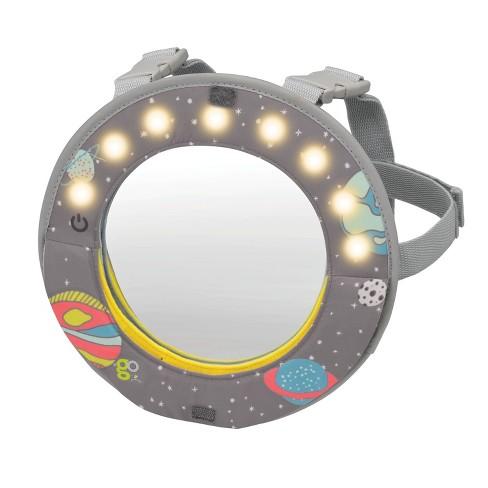 Go by Goldbug Lights & Music Flip Mirror - image 1 of 4