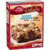 Betty Crocker Cookie Brownie Bars Mix - 17.4oz - image 4 of 4