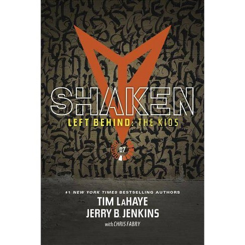 Shaken - (Left Behind: The Kids Collection) by  Jerry B Jenkins & Tim LaHaye (Paperback) - image 1 of 1