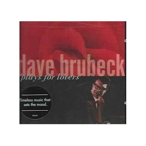 Dave Brubeck - Plays For Lovers (CD) - image 1 of 1