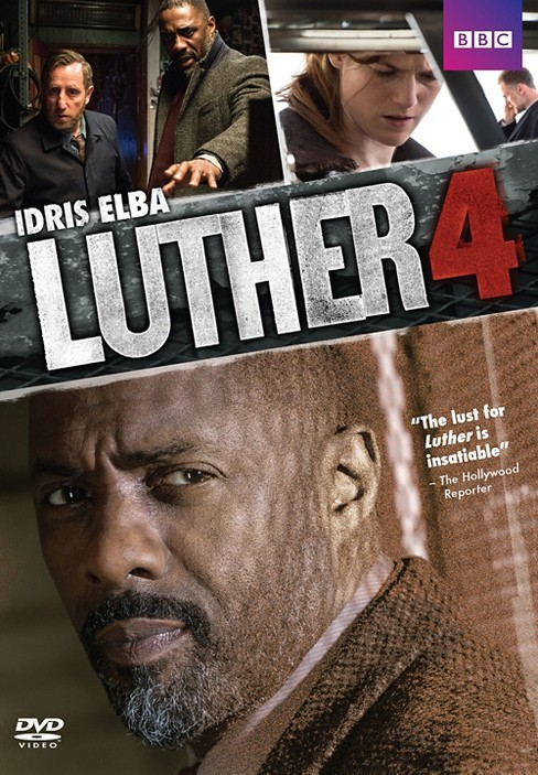 Luther:Series 4 (DVD) - image 1 of 1