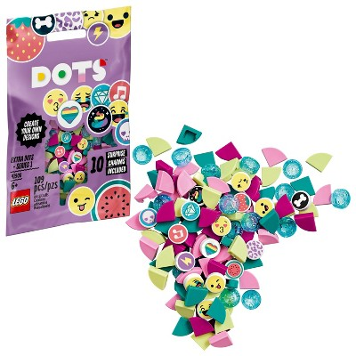 LEGO DOTS Extra DOTS - Series 1 DIY Imaginative Play Craft Decoration Kit 41908