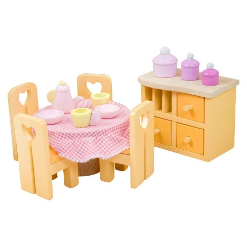 Le Toy Van Sugar Plum Dining Room - image 1 of 2