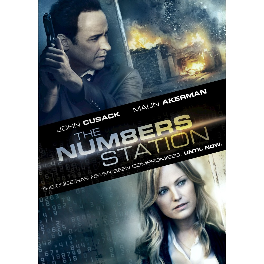 The Numbers Station (dvd_video)