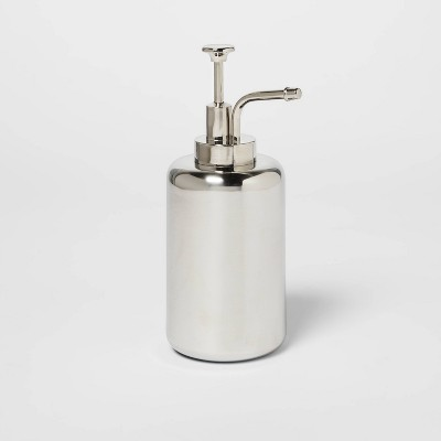 Oilcan Soap Pump Chrome - Threshold™