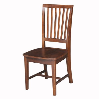Set of 2 Mission Side Chair - International Concepts