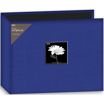 """Pioneer 3-Ring Fabric Album 12""""X12"""""""