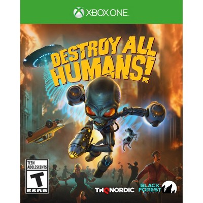 Destroy All Humans! - Xbox One