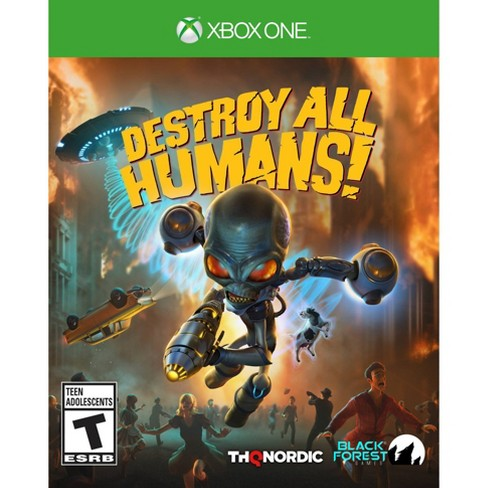 Destroy All Humans! - Xbox One - image 1 of 4