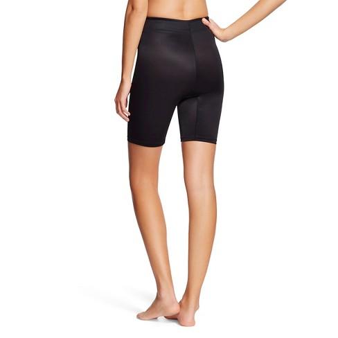 d2db04e171 Maidenform® Flexees® Women s Easy-Up® Thigh Slimmer 2355 - Black XXL    Target