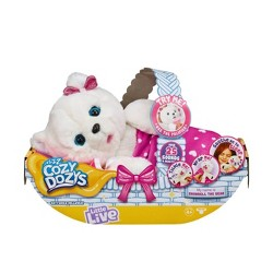 Little Live Cozy Dozy's - Snowbelle the Bear
