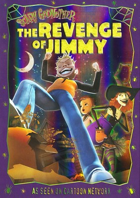 Scary Godmother: The Revenge of Jimmy (DVD)