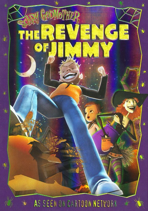 Scary Godmother: The Revenge of Jimmy (dvd_video) - image 1 of 1