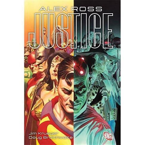 Justice - by  Jim Krueger & Alex Ross (Paperback) - image 1 of 1