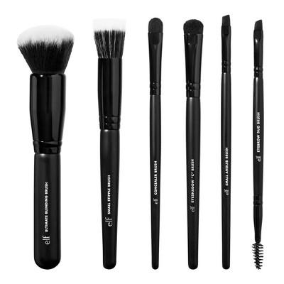 e.l.f. Face Brush Kit - 6pc