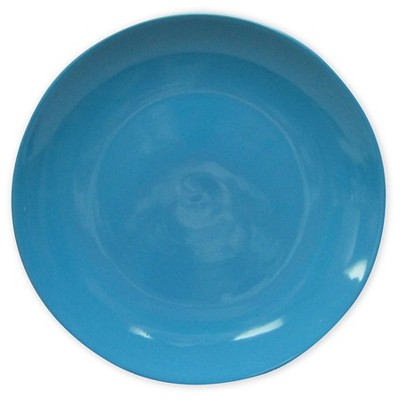 Coupe Blue Dinner Plate 10 x10  - Room Essentials™