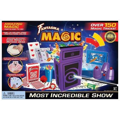 Fantasma Magic Most Incredible Show Magic Set