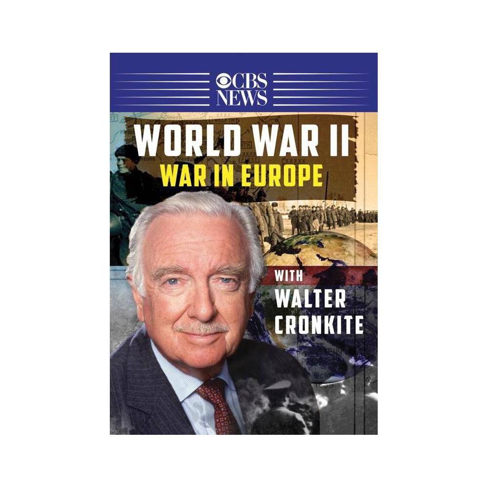 World War Ii War In Europe Dvd 2018
