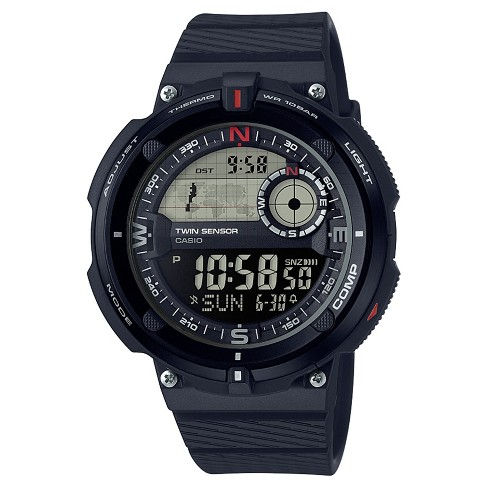 Men's Casio Digital Watch - Black - image 1 of 1