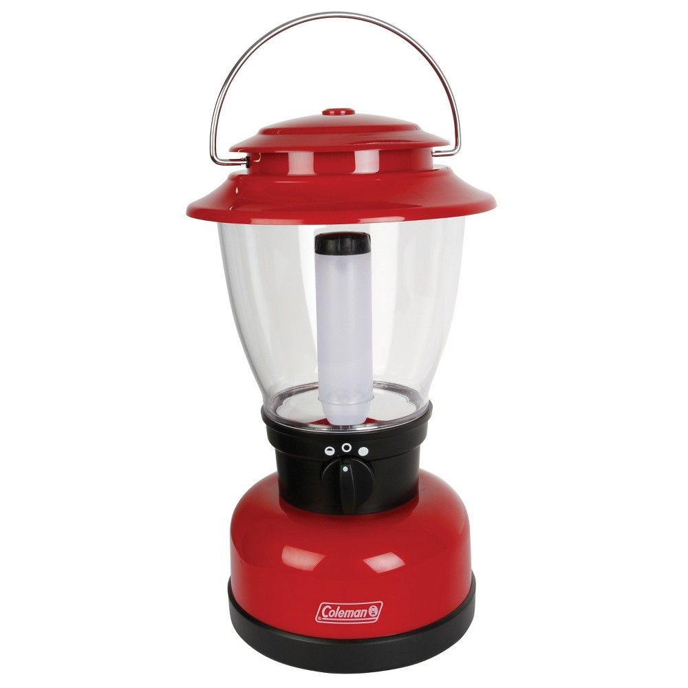 Image of Coleman CPX LED Lantern Family Size, Red