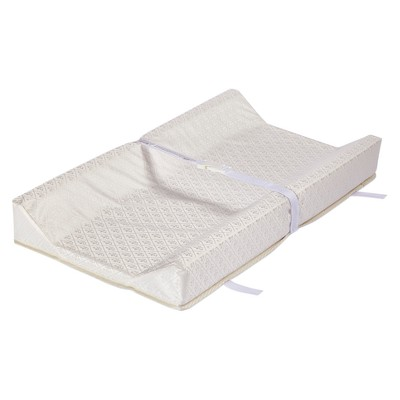 "LA Baby 32"" Contour Style Changing Pad - White"