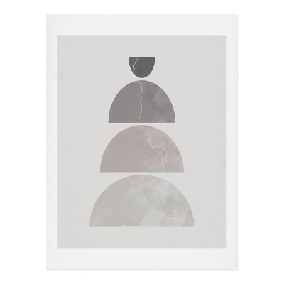 Alisa Galitsyna Monochrome Balance Art Print - Society6