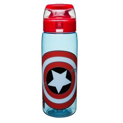 Captain America 25oz Tritan Water Bottle - Zak Designs