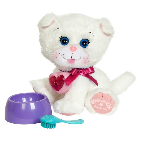 "Cabbage Patch Kids 9"" Adoptimals - White Kitty - image 1 of 2"