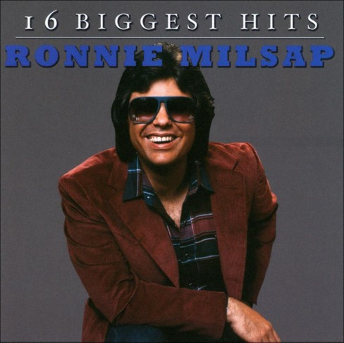 Ronnie milsap - 16 biggest hits (CD) - image 1 of 1