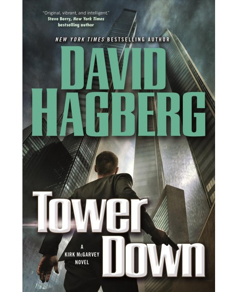 Tower Down (Hardcover) (David Hagberg) - image 1 of 1