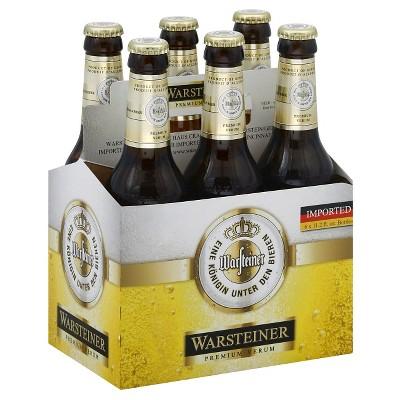 Warsteiner Premium German Beer - 6pk/11.2 fl oz Bottles