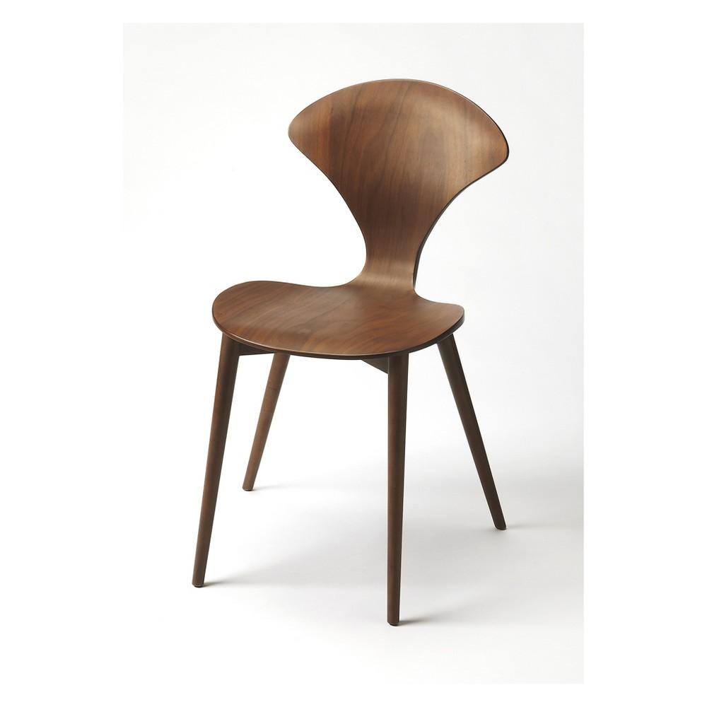 Butler Specialty Metropolitan Mid Century Modern Side Chair Butler Loft