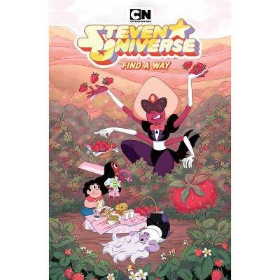 Steven Universe: Find a Way (Vol. 5), Volume 5 - by  Grace Kraft (Paperback)