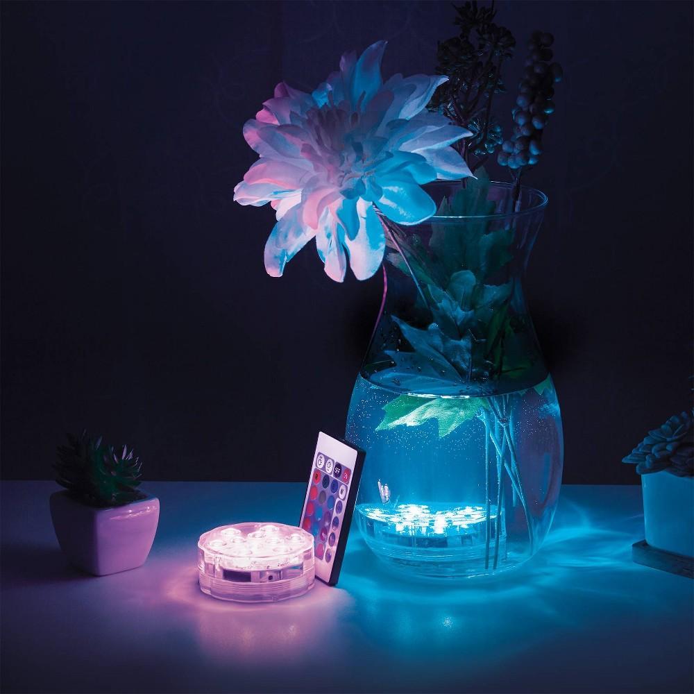 Image of 2 Pack SpotGlo Waterproof LED Ambient Light - Merkury Innovations
