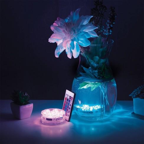2pk SPOTGLO Waterproof Ambient LED Lights - Merkury Innovations - image 1 of 4