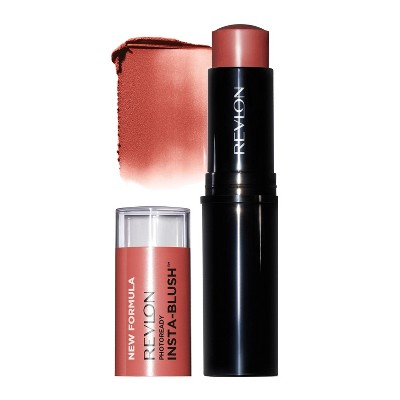Revlon Photoready Insta-Blush Stick - Sheer, Blendable Blush Stick