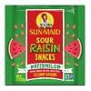 Sun-Maid Sour Raisin Watermelon Snacks - 7ct/4.9oz - image 3 of 4