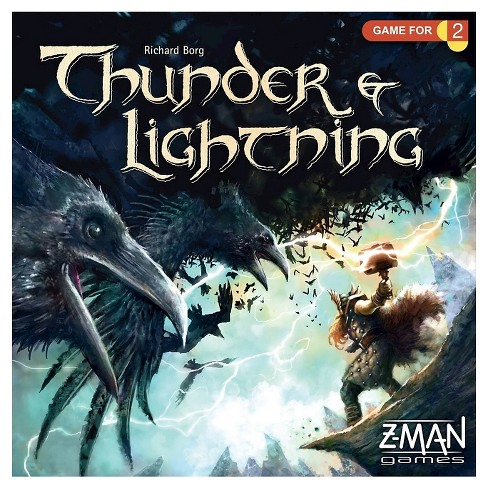 F2Z Entertainment Thunder and Lightning Board Game - image 1 of 1
