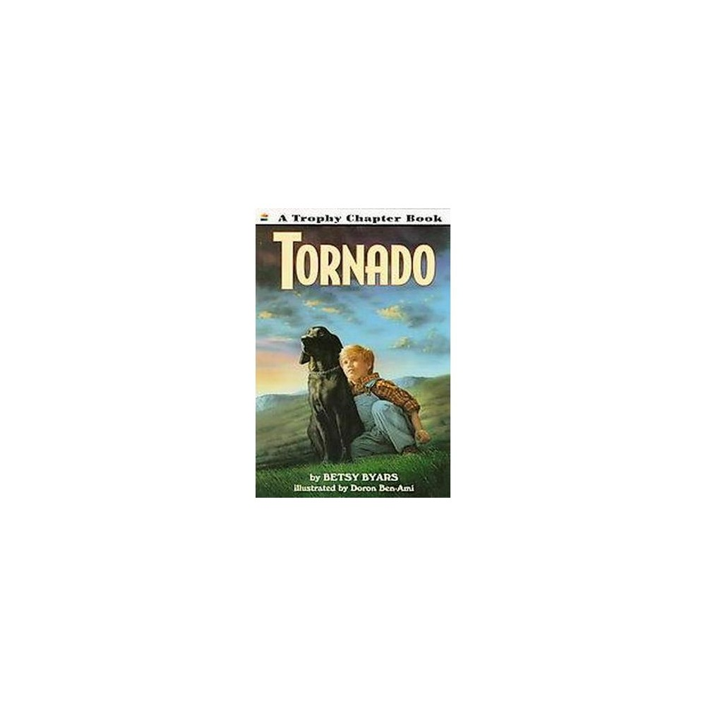 Tornado (Reprint) (Paperback) (Betsy Cromer Byars)