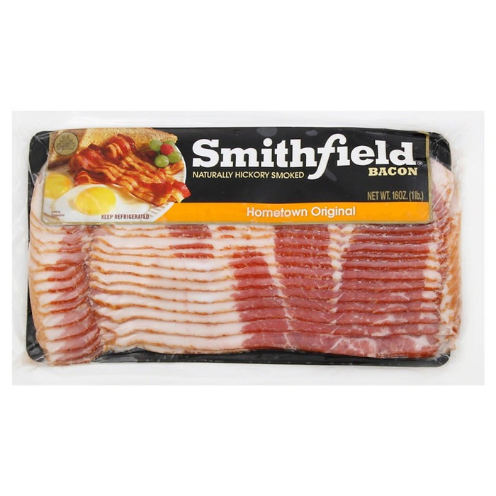 Smithfield Regular Bacon - 16oz - image 1 of 1