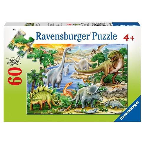 Ravensburger Prehistoric Life Puzzle 60pc - image 1 of 2