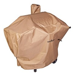 Camp Chef Pellet Grill Long Patio Cover - Light Brown