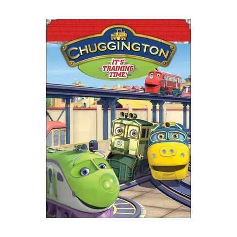 Chuggington: It's Training Time (DVD) - image 1 of 1