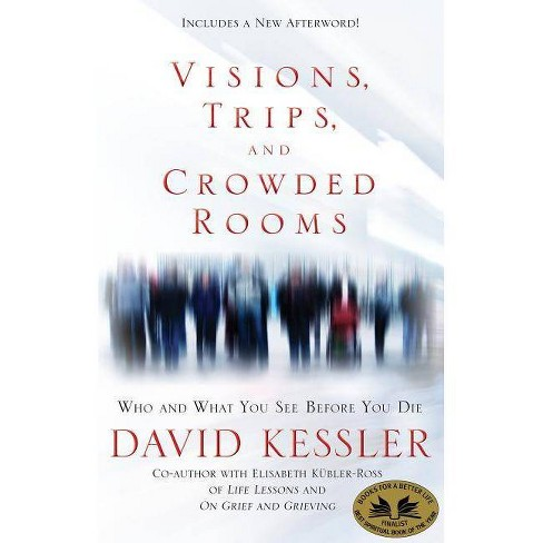 Visions, Trips, and Crowded Rooms - by  David Kessler (Paperback) - image 1 of 1