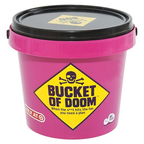 Bucket of Doom Board Game - image 1 of 5