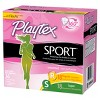 Playtex Sport Multipack Tampons - Plastic - Unscented - Regular/Super - 36ct - image 2 of 3