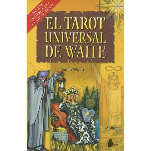 El Tarot Universal de Waite - 2 Edition by  Edith Waite (Mixed media product) - image 1 of 1