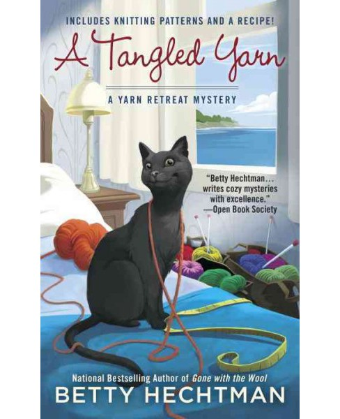 Tangled Yarn (Paperback) (Betty Hechtman) - image 1 of 1