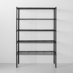 5 Tier Wide Wire Shelf - Made By Design™