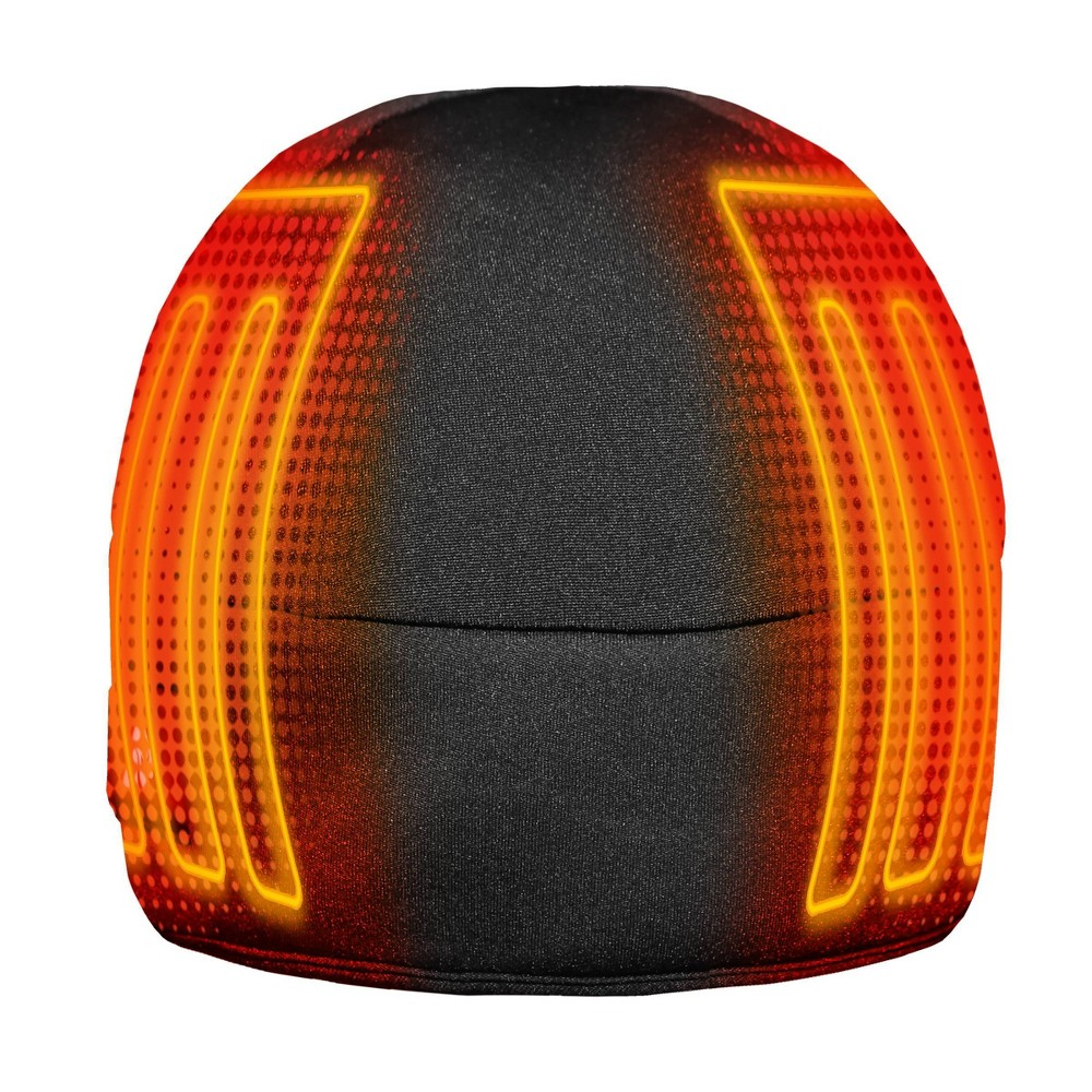 Image of ActionHeat 5v Battery Heated Hat - Black L/XL, Adult Unisex, Size: Large/XL
